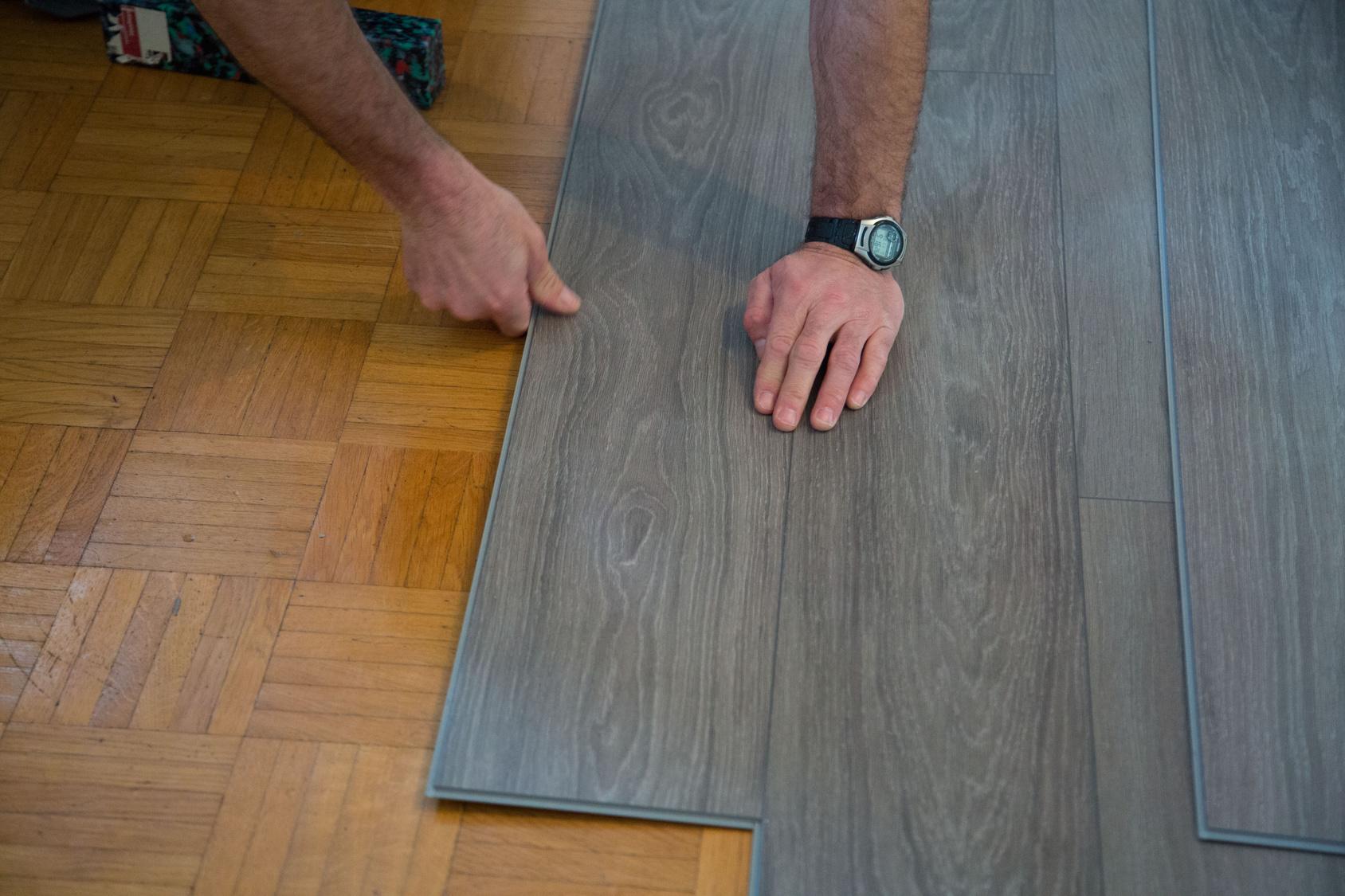 Fußboden Aus Vinyl ~ Luxury vinyl u designböden mit der speziellen optik melde
